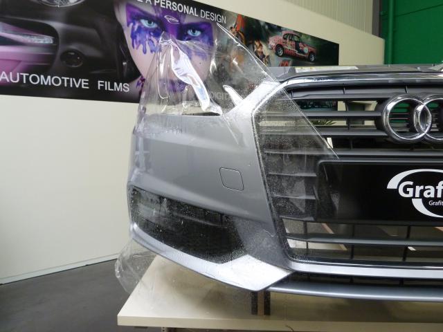 Pellicole protezione carrozzeria grafityp