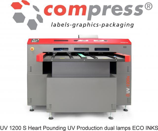 Plotter UV led piano Compress